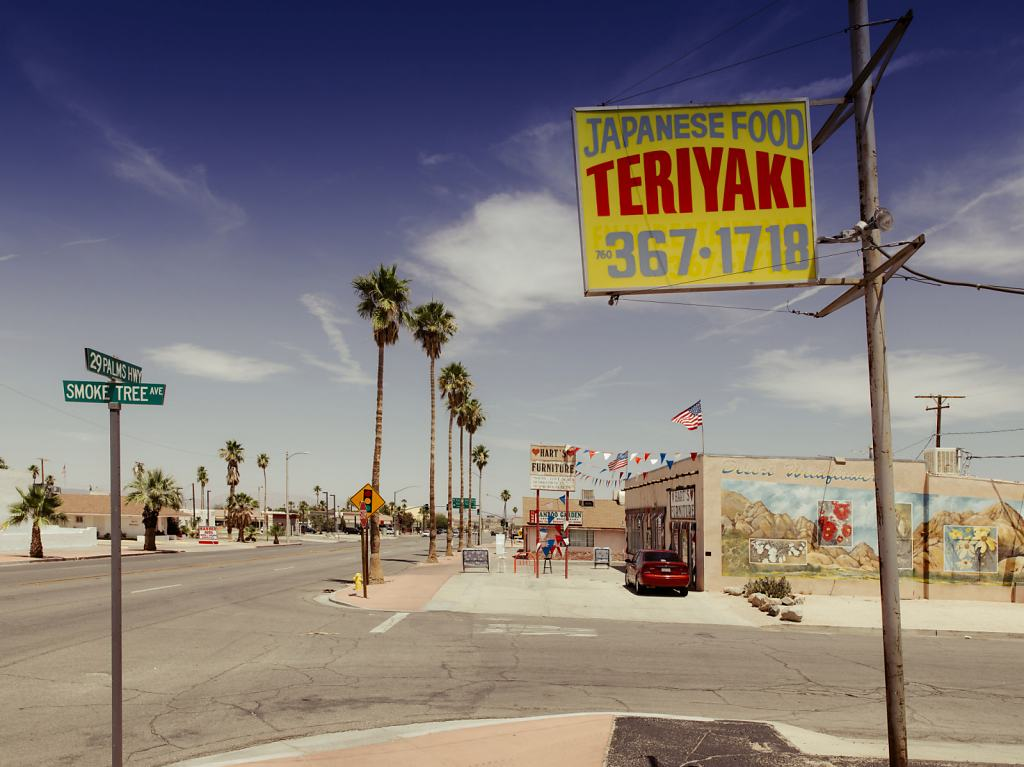Twentynine Palms USA 2014 - 66x50cm